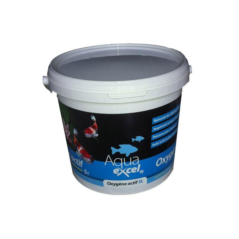 aquaexcel oxygène actif 5 l