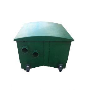 filtre de bassin de jardin 40m3