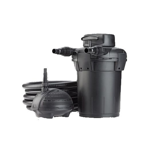 PondoPress Set 15000 (Kit filtration)