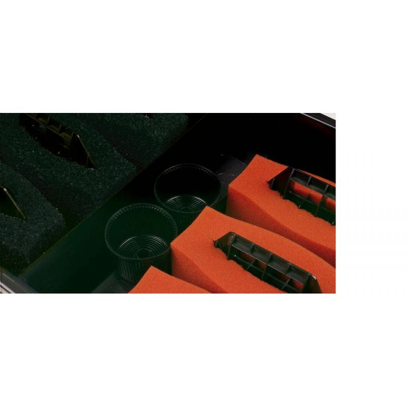 Mousse filtrante noire mince ProfiClear M5 Oase