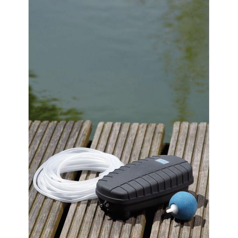 Pompe à air AquaOxy 250 Oase Oxygénation flexible