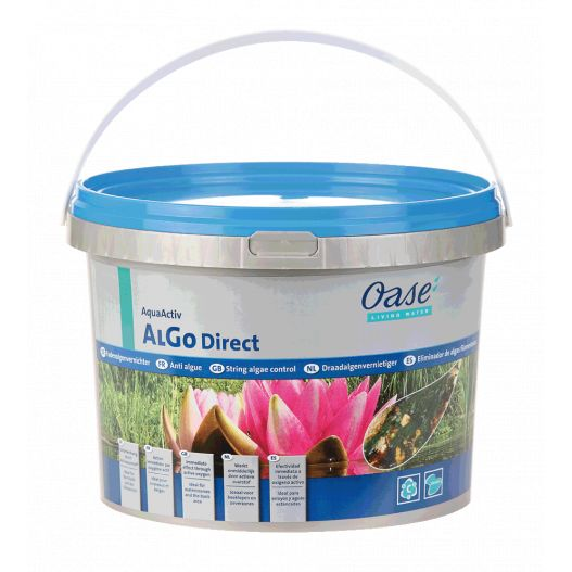 Anti-Algues Bassin AquaActiv AlGo Direct 5L OASE