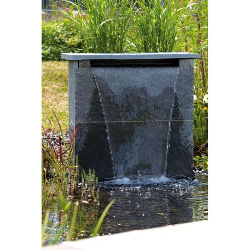 Lame d'eau en acier inox Waterfall 60 cm OASE