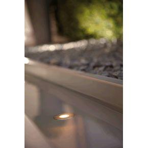 Elément de ruisseau inox Éclairage Créez votre ruisseau