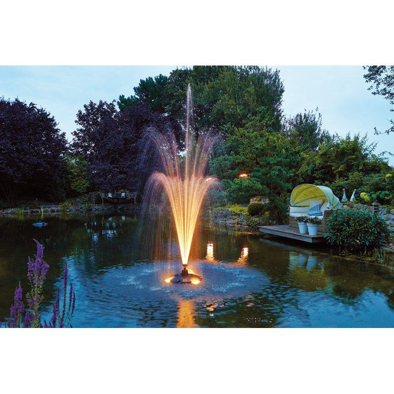 Pompe bassin Pondjet Eco Fontaine flottante Oase