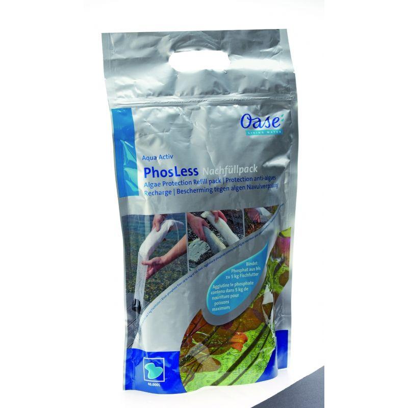 AquaActiv PhosLess Kit de recharge OASE