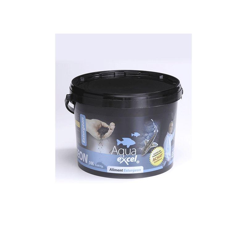 Nourriture poisson Esturgeon 10L Aqua Excel