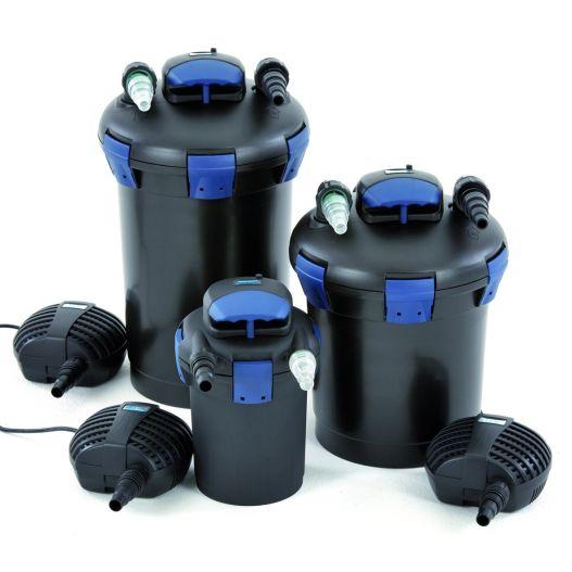 Filtration bassin Biopress Set 10000 Oase Filtration sous pression