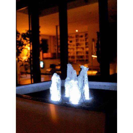 Eclairage jardin Lunaled 6 S Eclairage à LED innovant