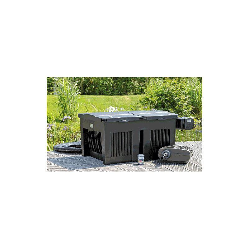 Filtration bassin BioSmart Set 24000 Oase filtres gravitaires