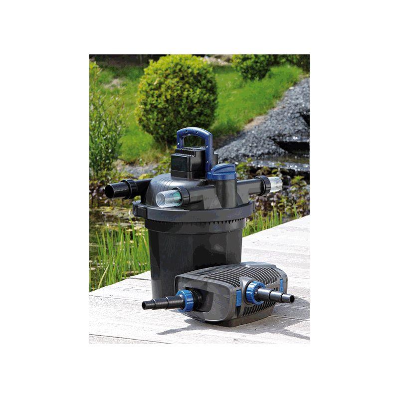 Filtration bassin FiltoClear Set 12000 Oase